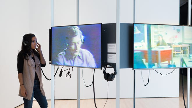 The Broad Underground Film Series is presented alongside Moving Time: Video Art at 50, 1965–2015, exhibition on view through February 14, 2016.