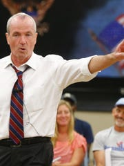 Phil Murphy, Democratic candidate for governor of New Jersey.