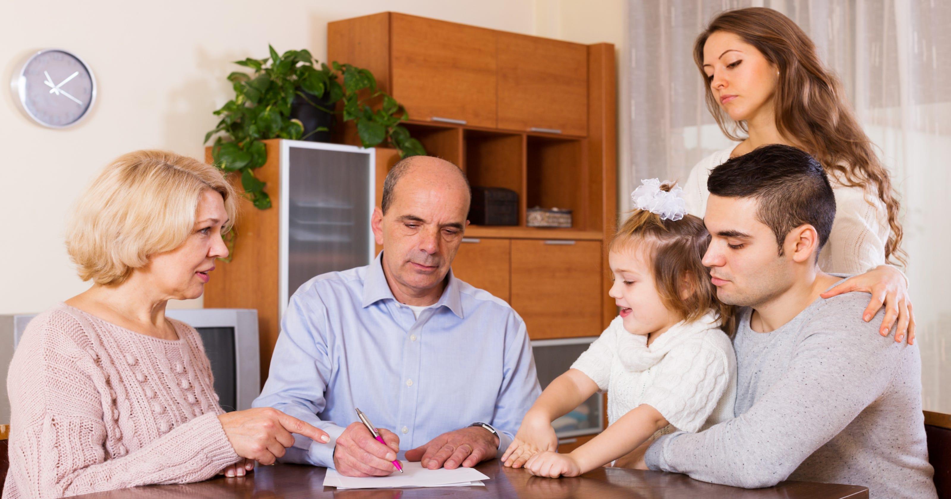 Dear adults who mooch off parents: Grow up