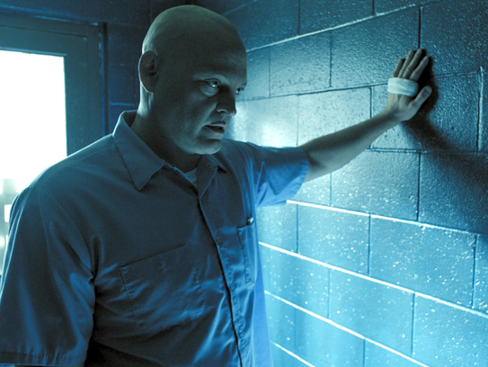 "Vince Vaughn stars in the upcoming ""Brawl in Cell Block"