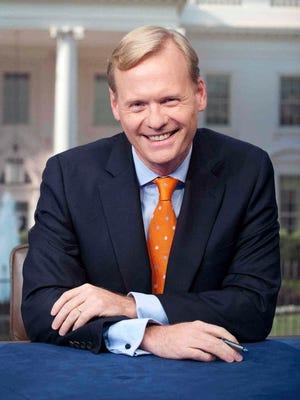 John Dickerson in 2012.