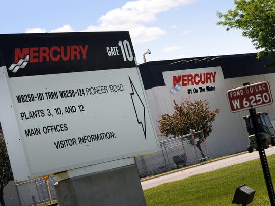 Mercury Marine has grown significantly in Fond du Lac over the past decade, aiding by a $50 million loan from Fond du Lac County, made possible through a one half percent sales tax.