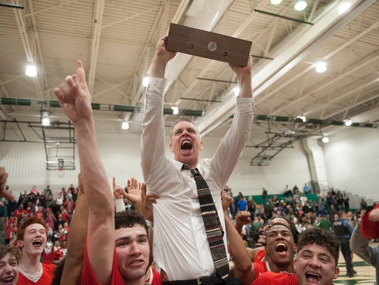 Delsea wins South Jersey Group 3 boys basketball final