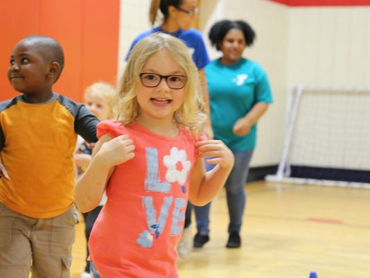 Heartbeats: The Gateway Family YMCA Teams Up with NJ YMCAS to Kickoff Healthy U PHOTO CAPTION