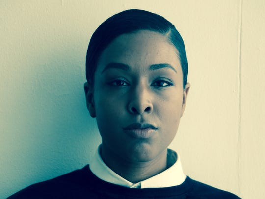 Taylor Renee Aldridge, assistant curator of contemporary