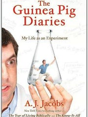 'The Guinea Pig Diaries: My Life as an Experiment' by A. J. Jacobs