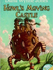 'Howl's Moving Castle' by Diana Wynne Jones