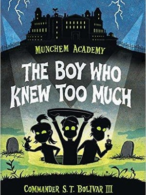 'The Boy Who Knew Too Much' by Commander S.T. Bolivar III