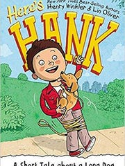 'Here's Hank – A Short Tale about a Long Dog' by Henry Winkler and Lin Oliver