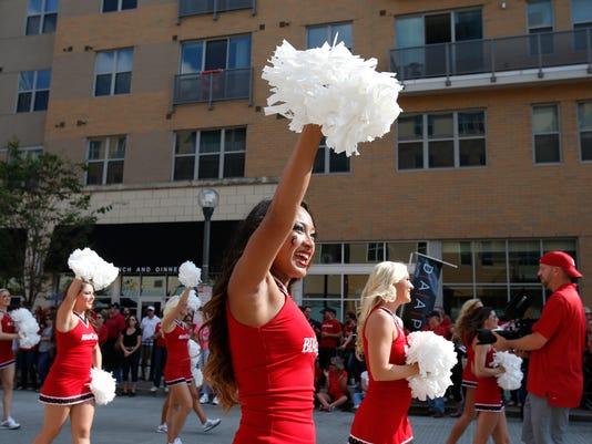UC Homecoming Parade