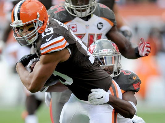 NFL: Tampa Bay Buccaneers at Cleveland Browns