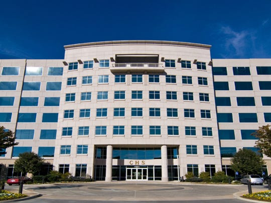Community Health Systems has finalized a sale of two