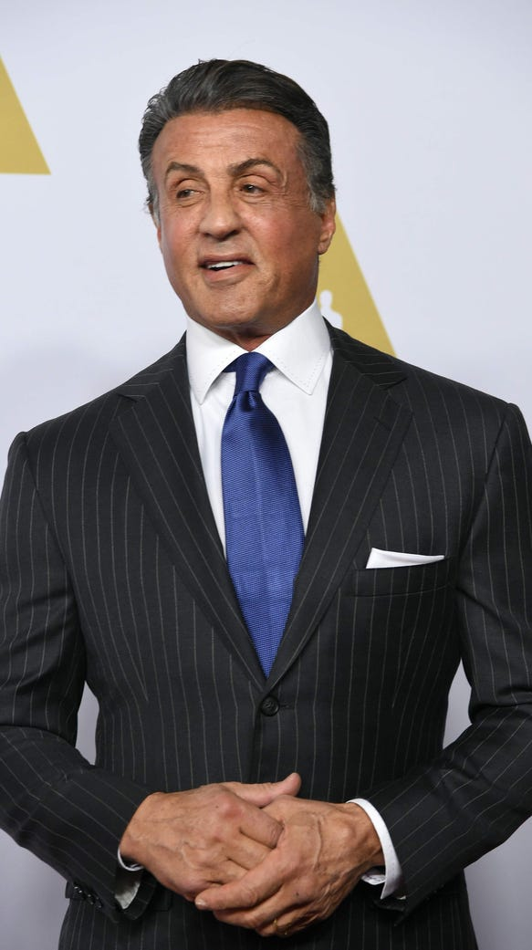 Sylvester Stallone, nominated for best supporting actor