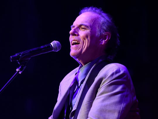 John Hiatt will play the Meyer Theatre in Green Bay on March 27.