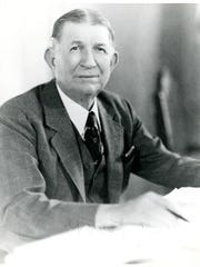 Florida Governor Fred Cone