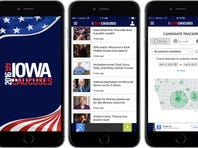 Download the Register's Iowa caucuses app for Android, iPhone devices