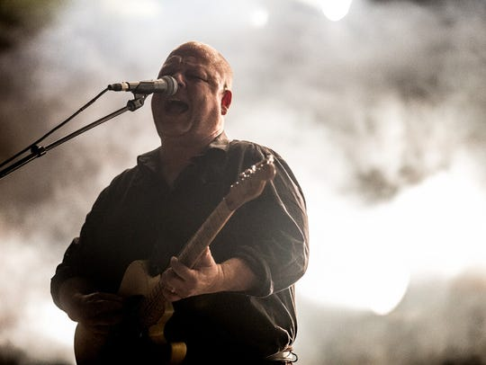 Black Francis of the Pixies rocks the crowd at Lost