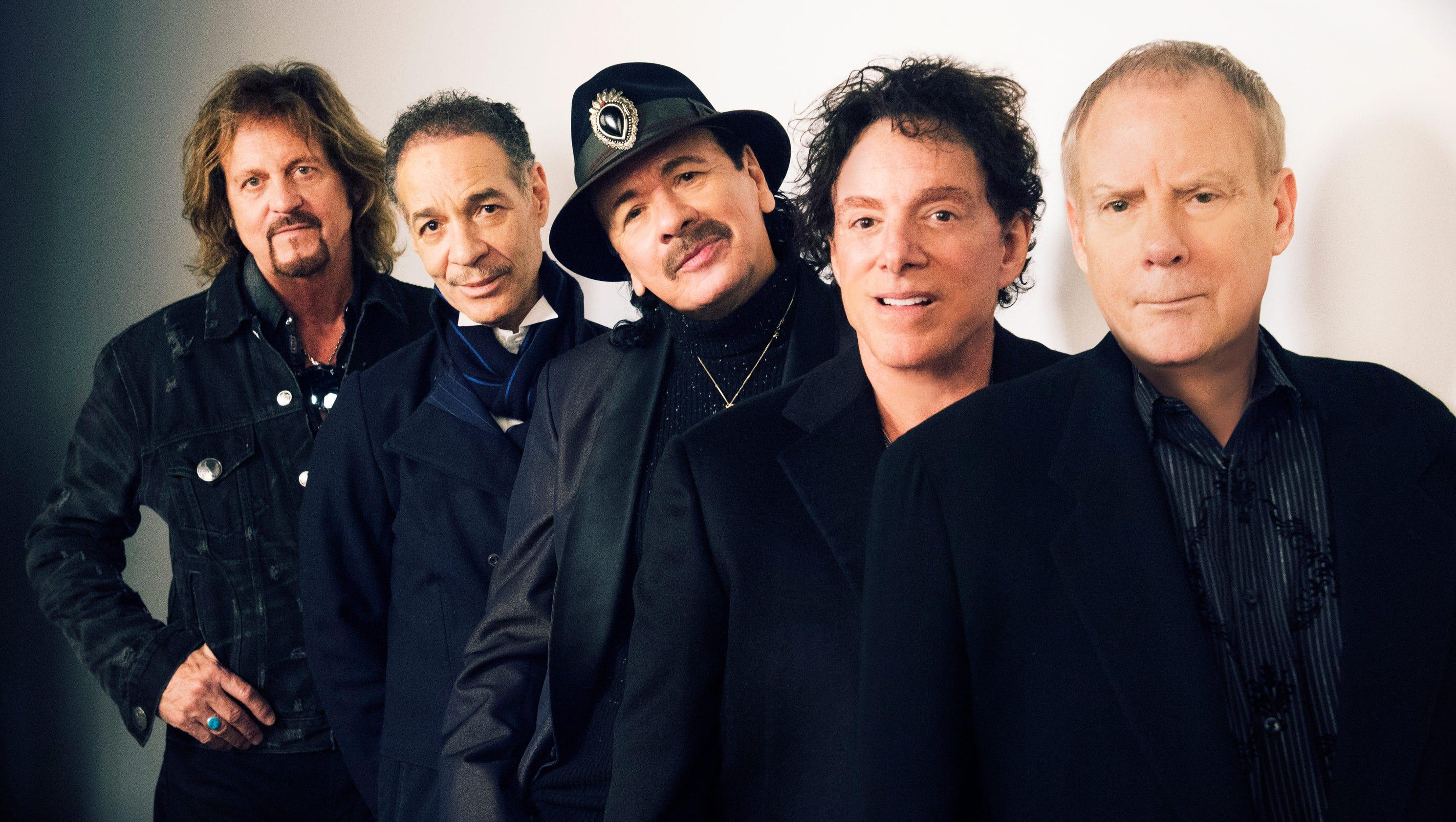 Santana  Tour Band