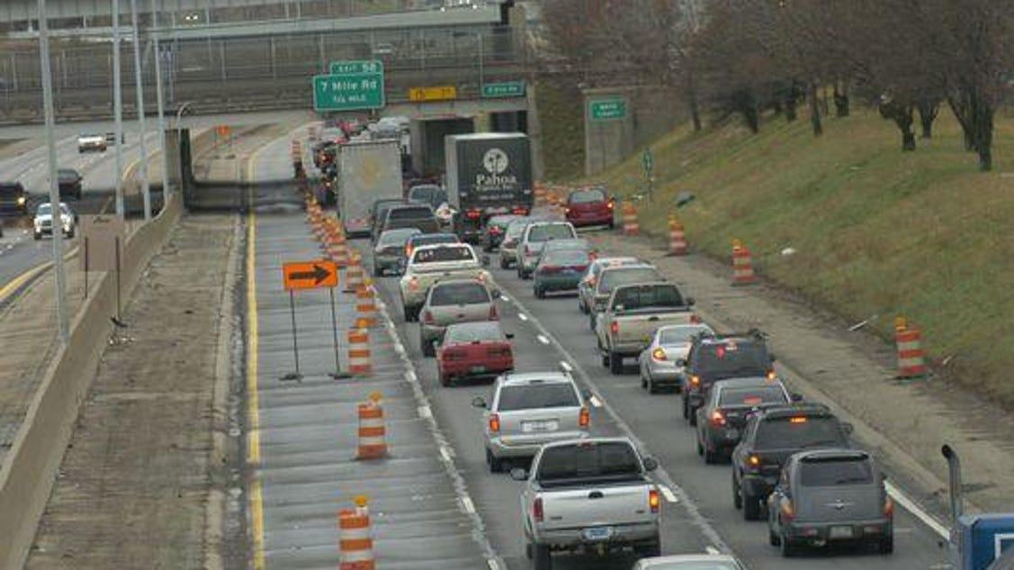 Metro area road construction season winds down