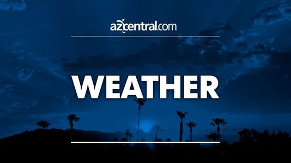 Phoenix Weather Blowing Dust Advisory For Valley Expires