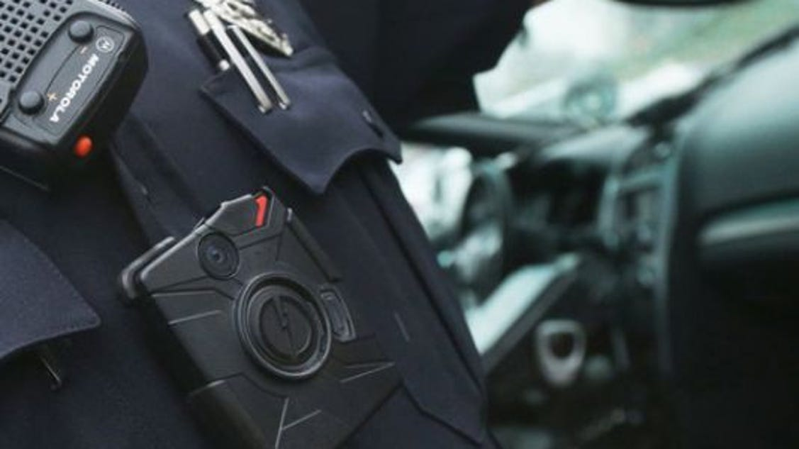 Cheyenne River police using body cameras