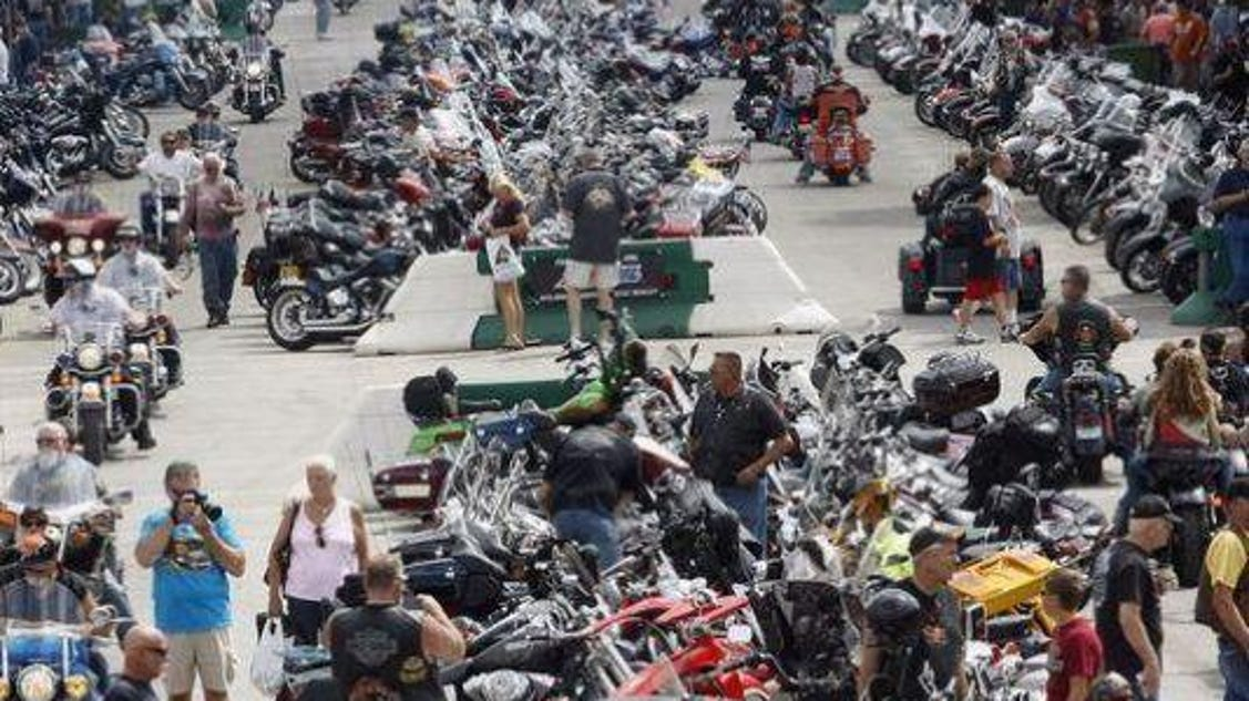 Sturgis Rally Deaths At Nine After Multi Motorcycle Crash