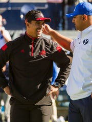 College Football: Southern Utah vs Brigham Young, Saturday,