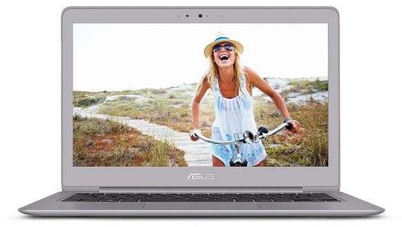 A compact, affordable Windows 10 laptop from Asus