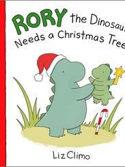'Rory the Dinosaur Needs a Christmas Tree'
