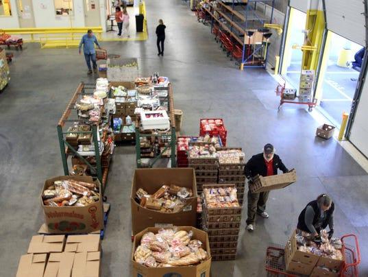 AP Food Stamps Decrease