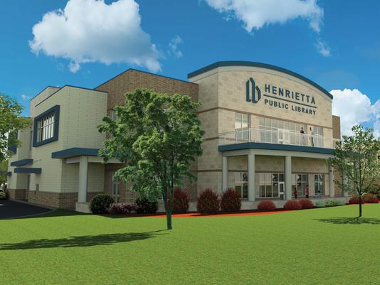 Henrietta Public Library proposal
