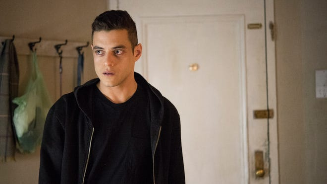 Don't look for Elliot (Rami Malek) and the rest of fsociety until October this year.