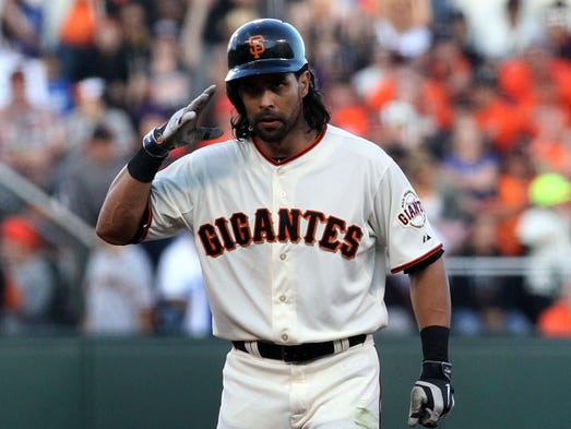 Giants OF Angel Pagan: Back surgery, done for the season