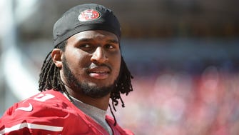 Ray McDonald was released by the San Francisco 49ers on Wednesday.