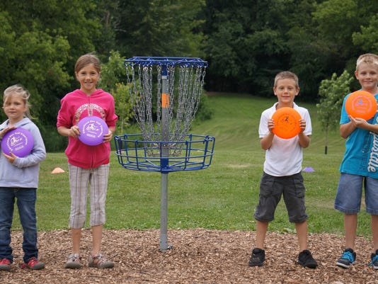 WI Community Disc Golf