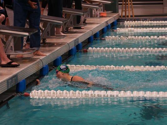 Theresa Michalek UWF Swim