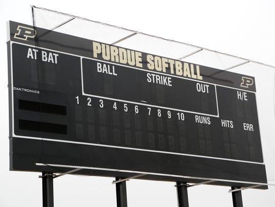 LAF Purdue Softball Stadium