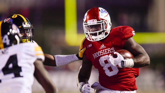 When healthy, Jordan Howard has made the Hoosiers' offense nearly unstoppable.