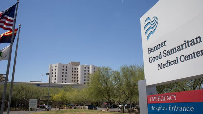 Banner Good Samaritan Medical Center, 1111 E. McDowell Road, in Phoenix