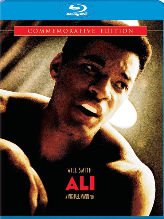 The Greatest: 'Ali' tops DVD releases