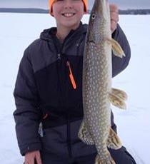 Wisconsin fishing report for Eagle river wi fishing report