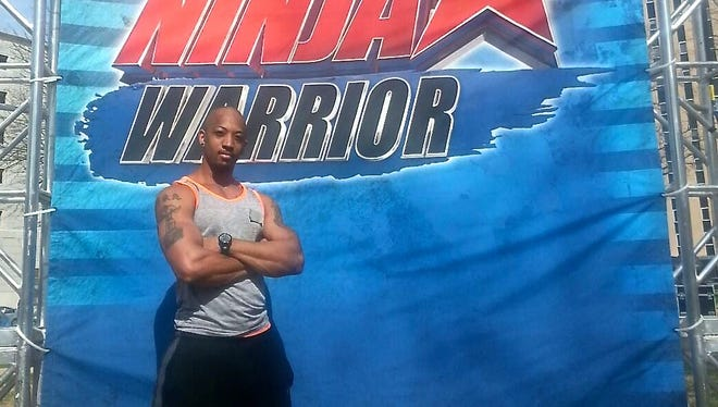 "Roland Seward was at the top of his game when he competed in ""American Ninja Warrior"" before his accident Aug. 10."