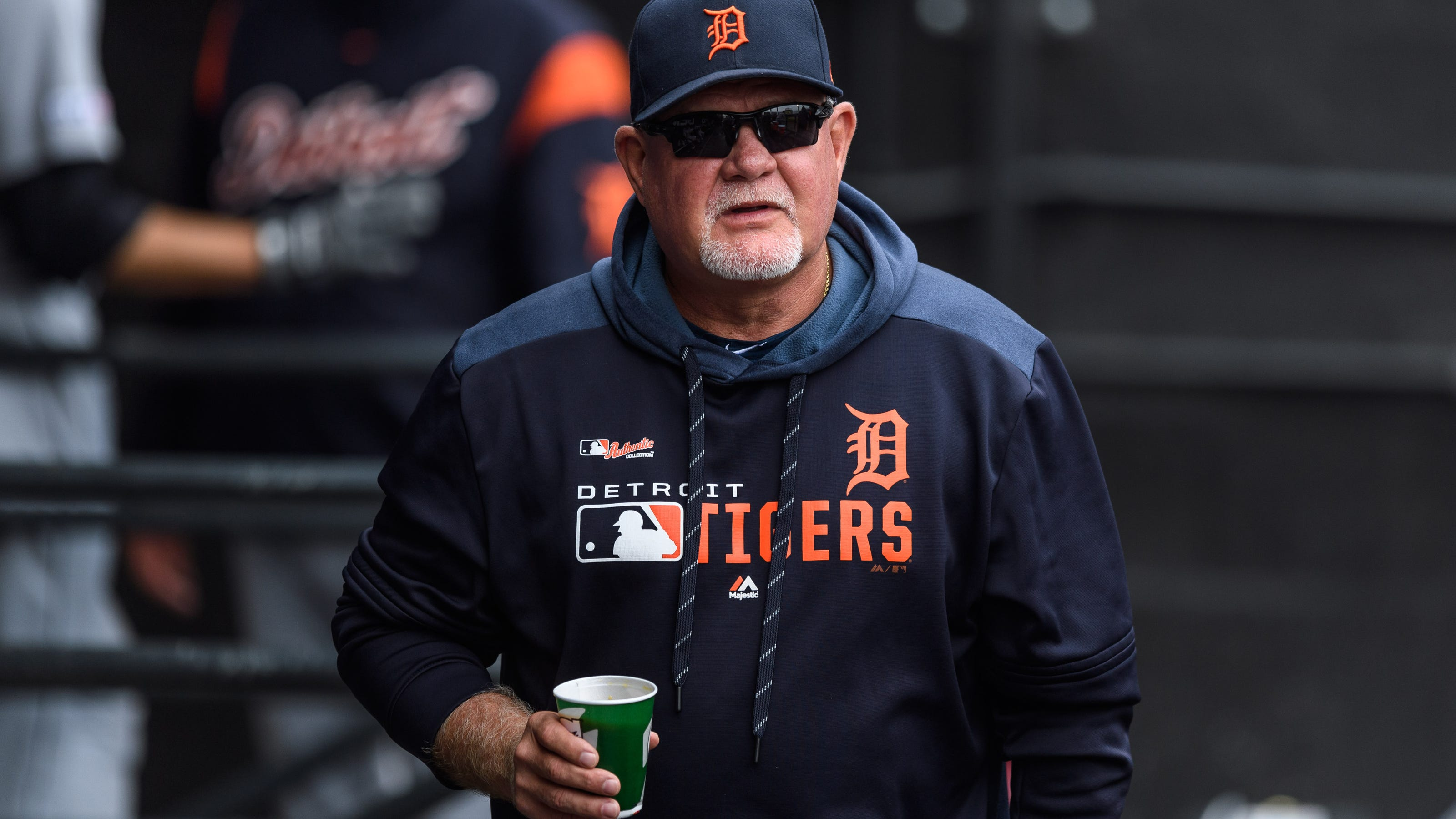Tigers manager Ron Gardenhire retiring immediately after nearly three seasons in Detroit