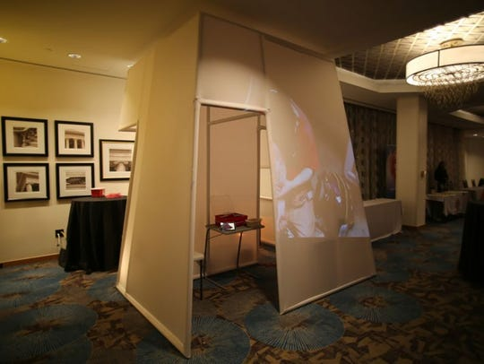 The Safe Shape exhibit will be at Friday's conference
