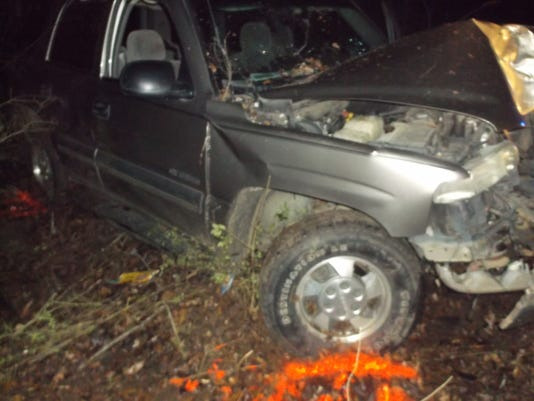 Man dead in Tuesday night Claiborne Co  accident