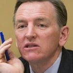 Paul Gosar clashes with Hispanic Democrats over his call for arrests at Trump speech