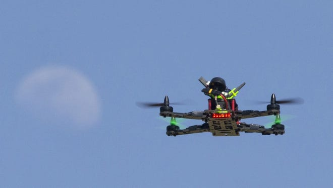 Government has been slow to address how drones will affect privacy, safety, noise, and the quality of life in cities.