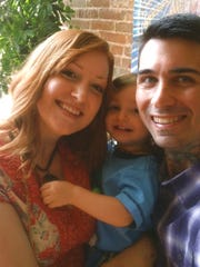 Chris Sheehan and his wife moved to Black Mountain, in part, to raise their 4-year-old son.