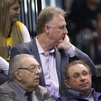 Doyel: Larry Bird leaves the Paul George problem to someone else