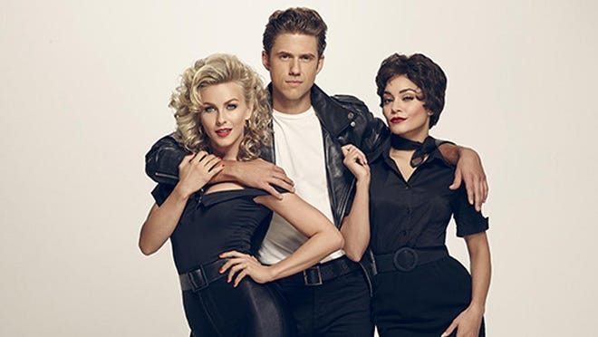 """Grease"" airs from 7-10 p.m. Sunday on Fox."